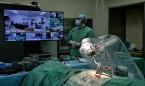 Realizan una cirugía robótica remota asistida por 5G a 136 km