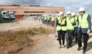 Reanudadas las obras del hospital de Toledo