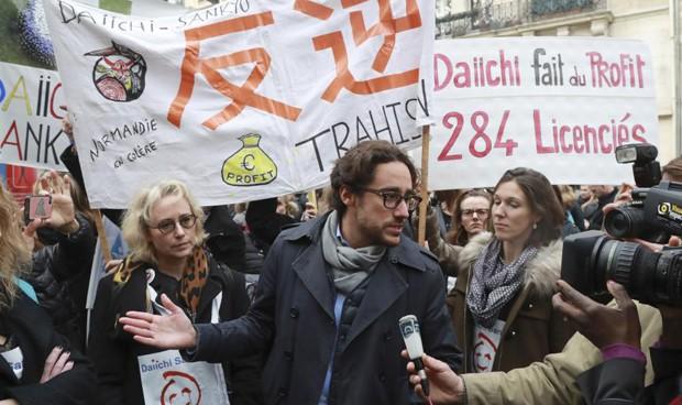 Rebelión en Daiichi Sankyo: huelga de hambre contra 300 despidos