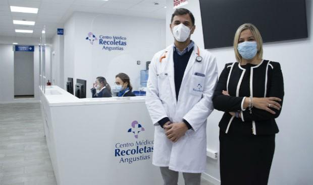 Recoletas Red Hospitalaria inaugura el centro médico Angustias