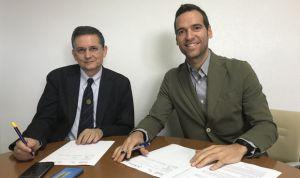 Recoletas pacta con Castilla y León fomentar la investigación biomédica