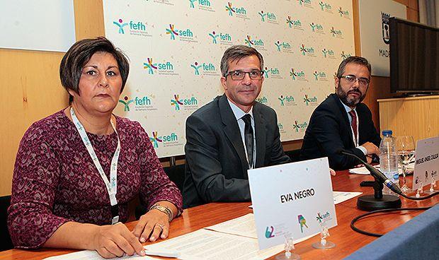 R�cord de asistentes y comunicaciones en el 62 Congreso de la SEFH