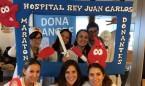 El Hospital Rey Juan Carlos registra su récord de donaciones de sangre