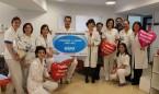 Récord histórico de donación de sangre en la Jiménez Díaz