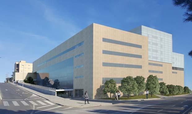 Recta final en el Hospital Torrecárdenas tras ejecutar el 85% de las obras