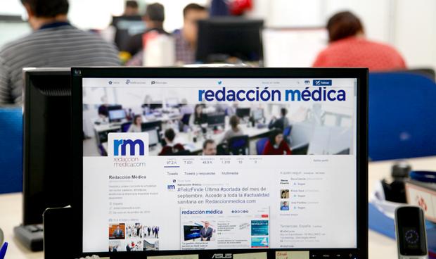 Redacción Médica alcanza los 50.000 seguidores en Twitter