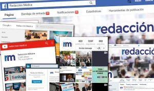 Redacción Médica, el medio sanitario más influyente en redes sociales