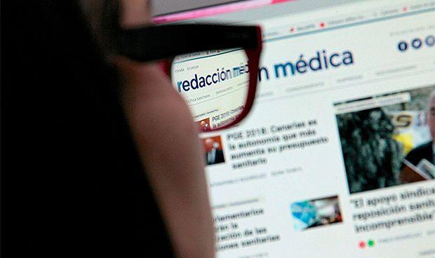 Redacción Médica en 2018: 2,7 millones de lectores, 4,2 millones de visitas