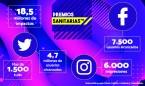 Redacción Médica, líder en redes sociales con los #PremiosSanitarias