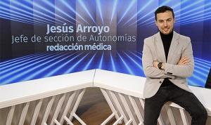 Redacción Médica nombra a Jesús Arroyo jefe de la sección Autonomías