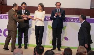 Redacción Médica recibe de la reina el premio a la labor periodística en ER