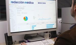 Redacción Médica supera el millón de páginas vistas al mes