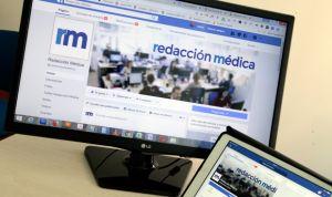 Redacción Médica supera los 50.000 seguidores en Facebook