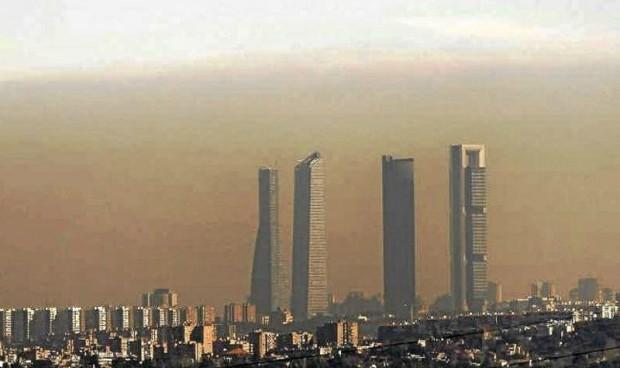 Reducir las emisiones de tráfico en Madrid evita 500 muertes prematuras