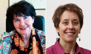 Regina Revilla y Marisol Soengas, nuevas académicas de la Farmacia gallega