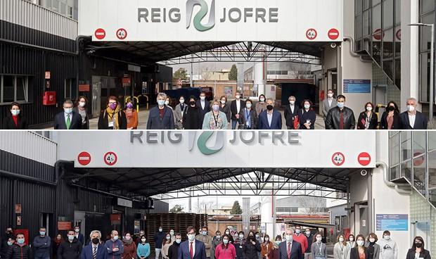 Reig Jofre, objeto de deseo de los candidatos para las elecciones catalanas