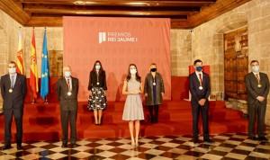 La Reina Letizia entrega el Premio Rei Jaume I de investigación médica