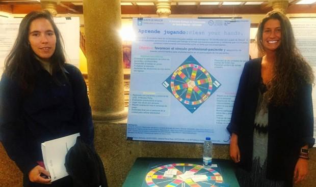 Residentes de Enfermería crean un 'trivial' para pacientes de Salud Mental