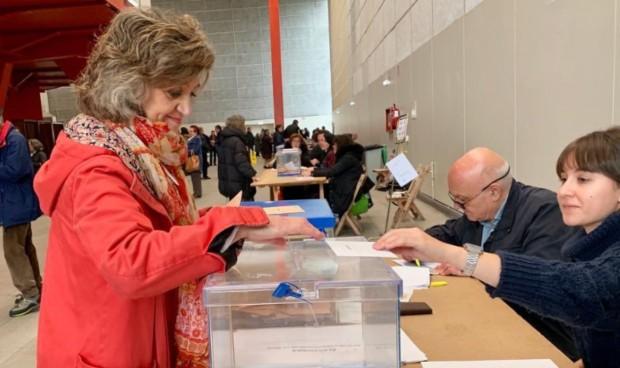 Retweets y fotos votando: la sanidad se apunta al 10N