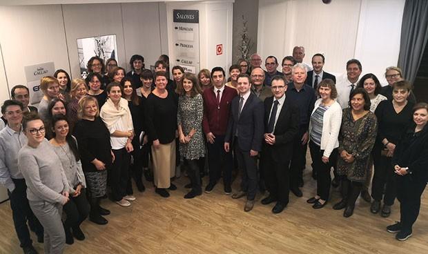Reunión de acreditadores europeos en Madrid sobre laboratorio clínico