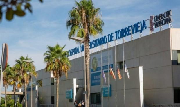 Reversión del Hospital de Torrevieja: 17 jefes de Servicio cesan del cargo