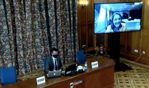 """Reyes Maroto: """"La colaboración público-privada en sanidad ha salvado vidas"""""""