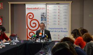 """Ribera Salud entrega Alzira a la Generalitat """"con excelentes indicadores"""""""