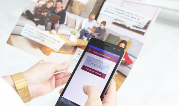 Ribera Salud ofrece su App YoSalud para aliviar la presión asistencial