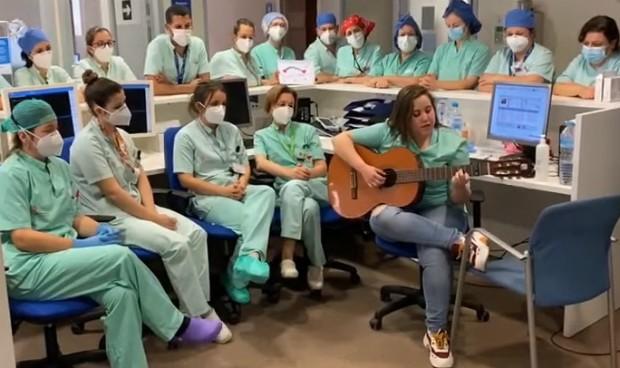 Ribera Salud planta cara al coronavirus (también con música)