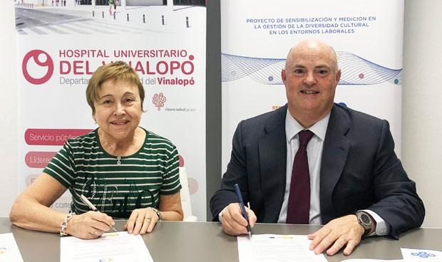 Ribera Salud se une a la red de empresas comprometidas con la diversidad