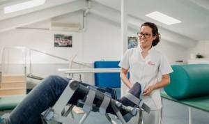 Ribera Santa Justa incorpora Fisioterapia específica para accidentes