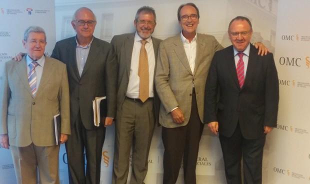 Ricard Gutiérrez, nuevo vocal de Médicos Jubilados de la OMC
