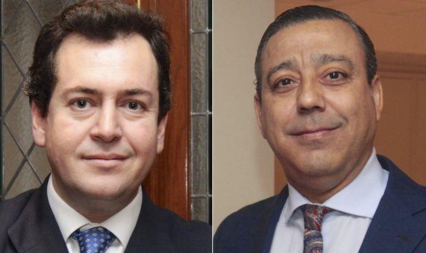 Ricardo De Lorenzo Aparici y Óscar Castro