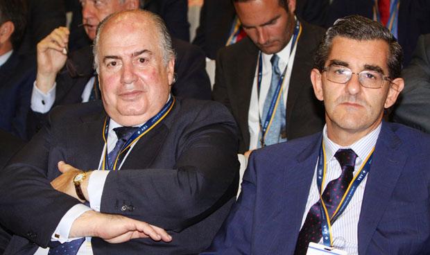 Ricardo De Lorenzo y Juan Abarca