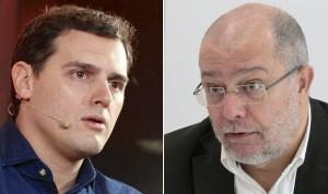"""Rivera apoya a Igea tras las anomalías en las Primarias: """"Es del equipo"""""""