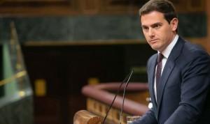 """Rivera prioriza la tarjeta sanitaria única frente a """"los huesos de Franco"""""""