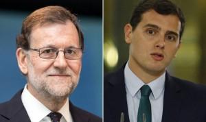Rivera y Rajoy pactan un 10% más para dependencia