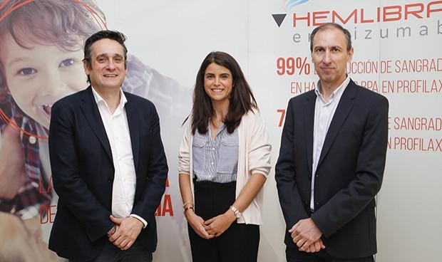 """Roche presenta Hemlibra, """"un antes y un después"""" en terapias para hemofilia"""