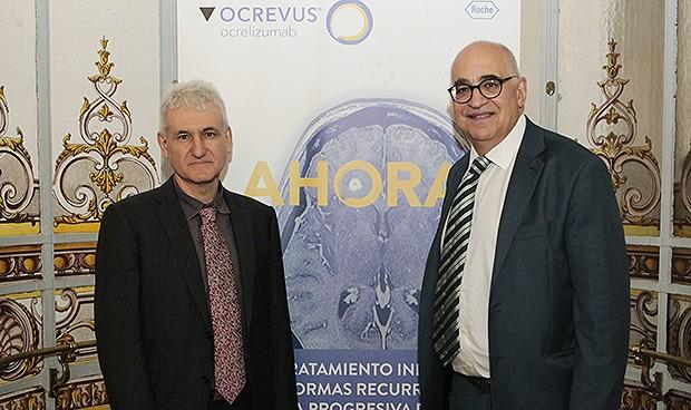 """Roche presenta Ocrevus: """"Es un paso de gigante en esclerosis múltiple"""""""