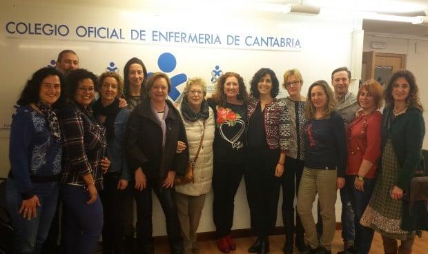 Rocío Cardeñoso, reelegida al frente del Colegio de Enfermería de Cantabria