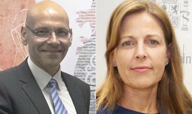 Roman Stampfli y Beatriz Faro