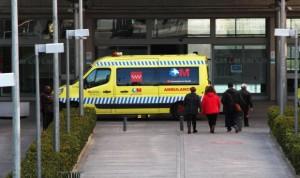 Rompen las gafas a un técnico de ambulancia que atendía un coma etílico