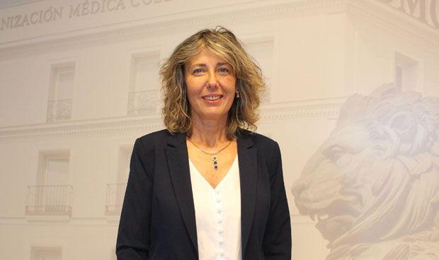 Rosa Arroyo, primera mujer que llega a la cúpula de los médicos españoles
