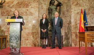 Rosa Menéndez toma posesión del cargo como nueva presidenta del CSIC