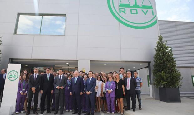 Rovi anuncia la construcción de una nueva planta de heparinas en Granada