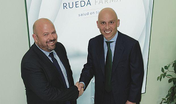 Rueda farma comercializará productos de Novalab para la farmacia