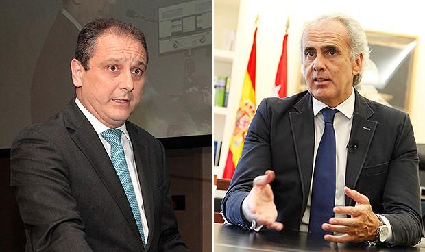 """Ruiz Escudero avanza """"acciones específicas"""" en farmacias contra el Covid-19"""