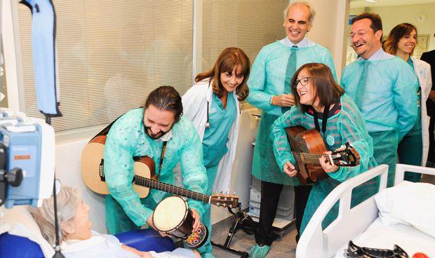 Ruiz Escudero conoce el nuevo proyecto de Humanización de Torrejón