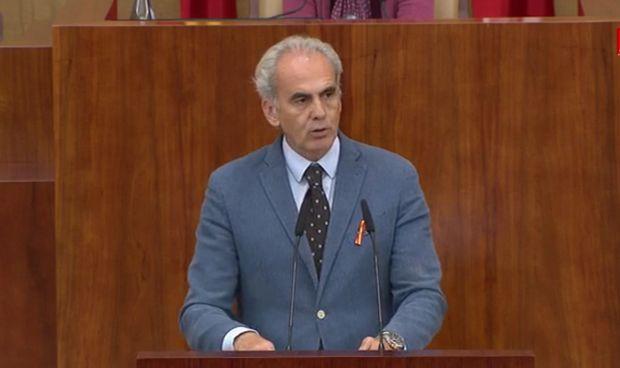 Ruiz Escudero defiende el modelo de gestión de la Fundación Jiménez-Díaz