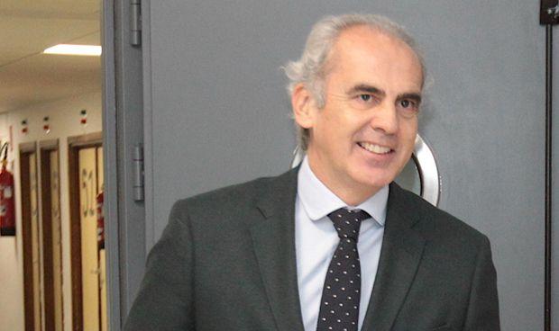 "Ruiz Escudero: ""La Ley de contratos entrará en vigor con todas garantías"""